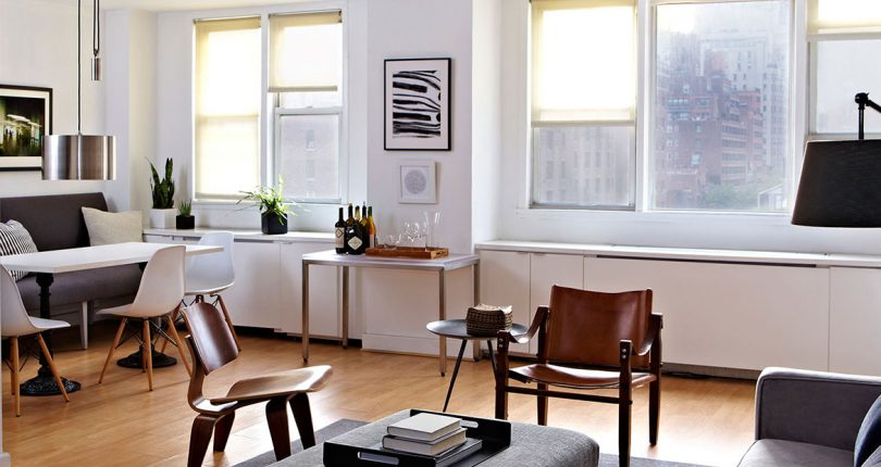 Ample apartment at last floor